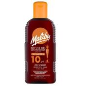 MALIBU DRY OIL GEL SPF 10 200ML