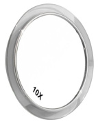 Remos mirror with 10x magnification