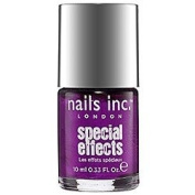 Nails Inc Special Effects Camden Crackle Top Coat Black 10ml