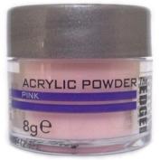 The Edge Nails Acrylic Powder 8g - Pink