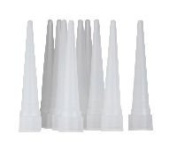 Star Nails Fibreglass Extender Tips (Pack of 10) - ST524