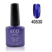 CCO Nail Gel #30 Purple Purple - UV Gel Soak off Gel