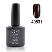 CCO Nail Gel #31 Asphalt - UV Gel Soak off Gel