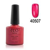 CCO Nail Gel #7 Hot Chilis - UV Gel Soak off Gel