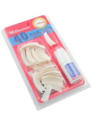 Millennium Nails French White Tip - MIL40MNS07