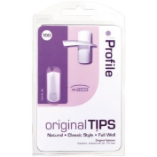 Salon System Profile Nail Tips Profile Tips 100 Assorted - 212210