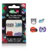 Nail Art Decorations - Creatures