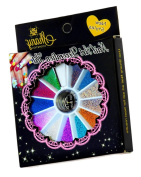 SHANY Cosmetics 3D Do it Yourself Large Nail Decoration, Fruits and More
