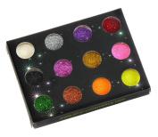 Shany Cosmetics Nail Glitter One Set