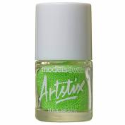 Models Own Artstix Nail Beads Neon Green