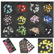 BF Mixed Colour Crystal Set (SS8, 12 Colour) CODE
