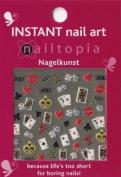 Nailtopia nail stickers