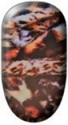 Ninxae Nail Wraps - Leopard Material