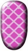 Ninxae Nail Wraps - Pink Stocking