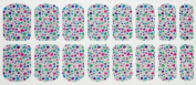 Eye Candy 3D Nail Wraps Candy
