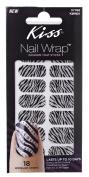 Kiss Nail Wrap Garter