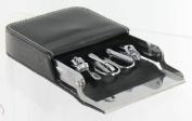 Accessories4men - Manicure Set MMS2 - 6 Piece Quality Manicure Set pour Homme