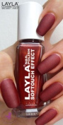 Layla Cosmetics Softouch Effect N.8 Nail Polish