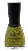 Nubar 'Trendy 1' Lime Green Glitter 15ml G102