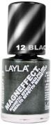 Layla Cosmetics Magneffect Layla 12 Black Metal 10ml