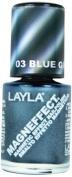Layla Cosmetics Magneffect Layla 03 Blue Grey Flow 10ml