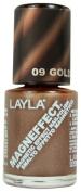 Layla Cosmetics Magneffect Layla 09 Golden Bronze 10ml