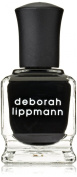 Luxurious Nail Colour - Fade To Black (Chart Topping Vinyl Record Creme), 15ml/0.5oz