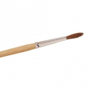 The Edge Brush No 6 Kolinsky Sable Round - 2012502