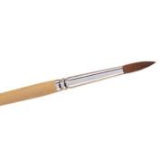 The Edge Brush No 8 Kolinsky Sable Round - 2012503