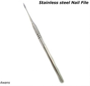 Blacks File / Podiatry / Chiropody Instrument. Stainless Steel