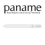 PANAME-PARIS - White nail file. elements