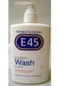 E45 wash cream 250 ml