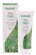 HealthAid Tea Tree Cream 75ml