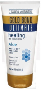 Gold Bond Ultimate Skin Therapy Lotion, Healing, Aloe, 160ml ,