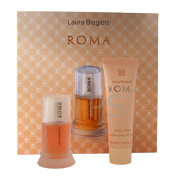 Roma by Laura Biagiotti - set with body lotion 25 ml + 50 ml