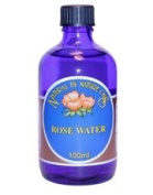 Natural By Nature Rose Water 100ml