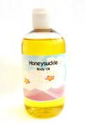 Honeysuckle Massage Body Oil 250ml