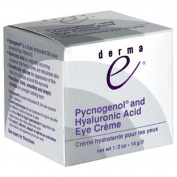 Derma e - Pycnogenol & Hyaluronic Acid Eye Creme