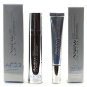 Avon Anew Clinical PRO Line Corrector Treatment 30ml & Eye Corrector Treatment 15 ml with A-F33 Amino-Fill 33