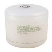 Brown Earth 100% Natural Shea Butter 220g - BE-31002