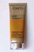 Pond's Gold Radiance Facial Foam 100g