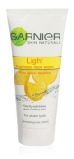 GARNIER SKIN NATURALS LIGHT FAIRNESS FACE WASH 100g