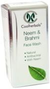 Coolherbals Neem & Brahmi Skin Face Wash 50 ml - natural skin care