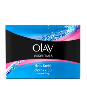Olay Daily Facials Normal to Dry Refill 30 Cloths