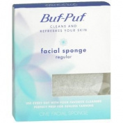 Med-Choice Special Pack Of 5 3M Buf-Puf Facial Sponges Regular 91006