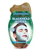 Montagne Jeunesse Blackhead Blitzer Fabric Facial for Men