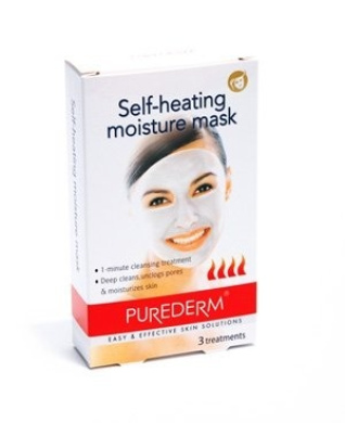 Self Heating Moisture Mask (contains 3 masks)