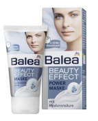 Balea Beauty Effect Anti-Wrinkle Power-Mask with Hyaluronic Acid & Shea-Butter -Vegan - 50 ml