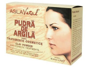 ASLAVITAL MINERALACTIV, Clay Powder for Cosmetic Treatments