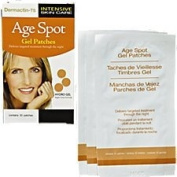 Dermactin- TS Age Spot Gel Patches - 30 Patches